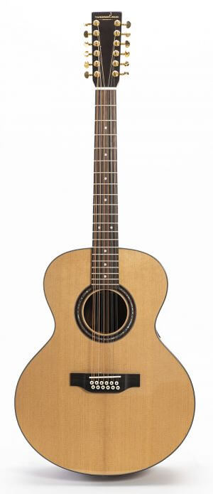 The Algonquin 12 string acoustic