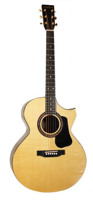 The Ian Tyson Inspiration - AAA grade Sitka Spruce top