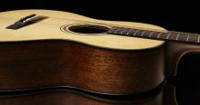 Opeongo small body acoustic guitar